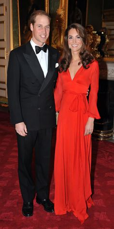 Kate Middleton's Most Memorable Outfits - October 13, 2011 from InStyle.com