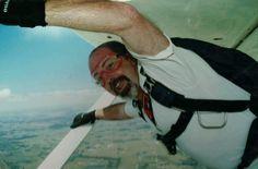 Raainie Brune a dear cousing who loved Parachuting