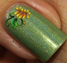 Born Pretty Store Floral Water Decals Musings of the Wife of a Jedi