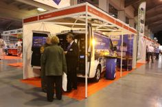 Vision Alert open doors to everyone at the Professional Recovery Tow Show