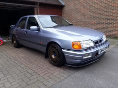 Sapphire cosworth Ford Sierra, Jdm, Sapphire, Cars, Awesome, Vehicles, Autos, Car, Car