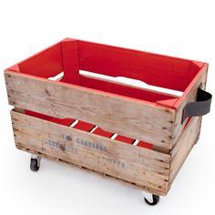 Opbergbox Rood