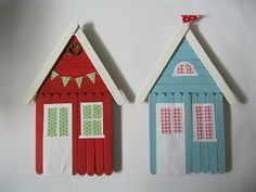 things you can make with popsicle sticks - Google Search