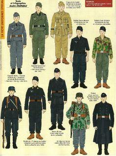 ww2 army dress