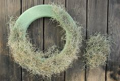 DIY Weekend: Spanish Moss Wreath | Garden and Gun