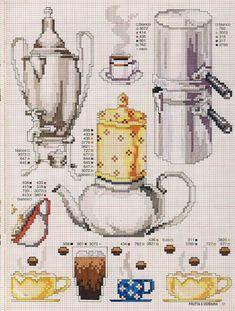 Coffee, coffee, coffee ... 2 of 2