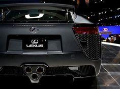 #pretty #car #lexus #black