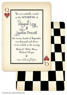 great for the queen of hearts theme