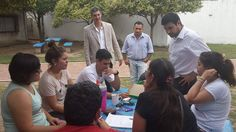 """Marcos Cleri en Santa Rosa de Calchines: """"Nuestro esfuerzo es por mejorar la vida cotidiana de todos los habitantes de la provincia"""""""