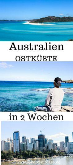 Der Traum vom Roadtrip in Australien muss keiner bleiben. Wie du die Ostküste in Australien in nur 2 Wochen bereist findest du hier. Der ultimative Reisetipp. #Australien #Reisetipp #weltreise