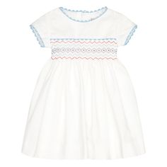 Galilea girl smock dress