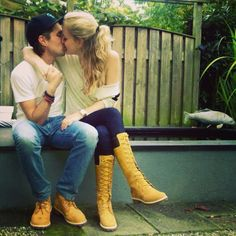 Bringing couples together since 1973. #timberland