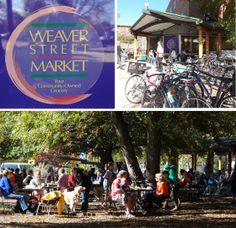 Weaver Street Market in Carrboro, North Carolina