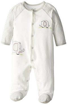 Little Me Baby Boy Newborn Elephant Footie, Ivory Multi, NB Little Me http://www.amazon.com/dp/B009S4D196/ref=cm_sw_r_pi_dp_qYlsub1FXWAGJ