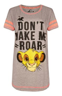 Primark - Nachthemd Disney Lion King