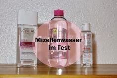 Mizellenwasser im Test