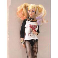 Gorgeous Dolls - Integrity Toys, Barbie и др. Beautiful Barbie Dolls, Pretty Dolls, Diy Barbie Clothes, Poppy Parker, Barbie Fashionista, Jeremy Scott, Barbie Friends, Sexy Outfits, Fashion Dolls