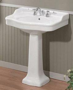Pedestal Sinks | Pedestal Sink