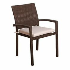 Caribbean Palms 8-pc. Liberty Wicker Outdoor Chair Set