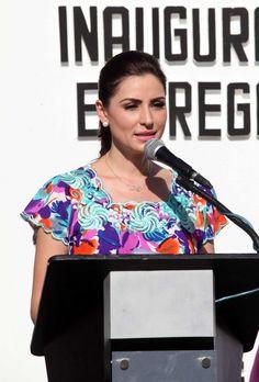 Periodismo sin Censura: REALIZA MARIANA ZORRILLA DE BORGE GIRA DE TRABAJO ...