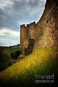Belver Castle, Portugal  by Carlos Caetano