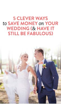 how to save money on your #wedding