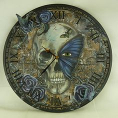 PaperArtsy: 2015 #19 Clock Face {by Darcy Wilkinson PA.Signature Designer}