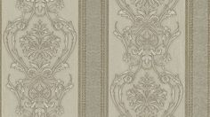 Interior Place - Ornated Floral Damask Stripes Silver 5782-27 Wallpaper, $39.99 (http://www.interiorplace.com/ornated-floral-damask-stripes-silver-5782-27-wallpaper/)