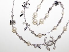 CHANEL Women Long necklaces
