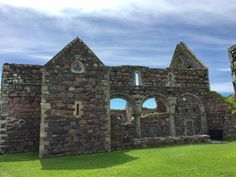 The Nunnery, Isle of Iona