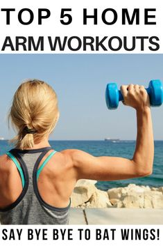 these are the best arm workouts to tone your arms and burn