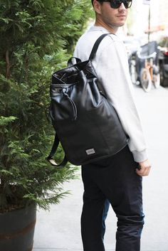 Yale Breslin- the bag is on point.