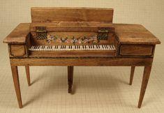 Tynietoy Spinet Piano #198-01