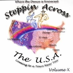 #Steppin #Across The USA Volume #10   really love it!   http://amzn.to/HMKK2C