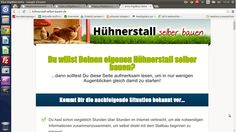 Hühnerstall selber bauen - Anleitung für Heimwerkerkings - YouTube