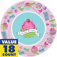 Pastel Birthday Sweets Party Supplies - Party City