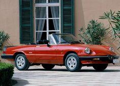 Alfa Romeo-Spider 1983... For more information http://Mofler.com
