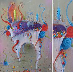 UcoN HK Belgium. Hasselt street art festival