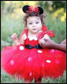 vestido de minnie mouse - Pesquisa Google