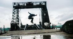 Street icon Jerry Mraz is the Batman of skateboarding