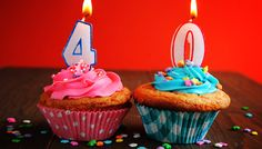 The seven stages of turning 40.