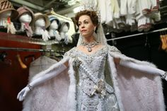 Costume designer Linda Cho offers a close-up look at the Romanov's majestic costumes, and why she needs a backstage pulley system to lift some of her gowns.