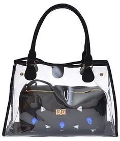 266a701418 66 Best clear handbags and more images