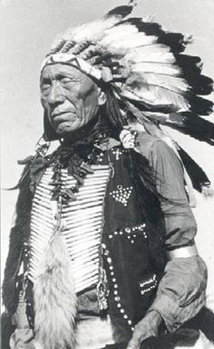 Black Elk – Holy Man Of The Oglala Sioux, 1863-1950
