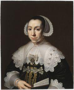 1635 Dirck Dirckszoon van Santvoort - Elisabet de St. Gilles, betrothed to N. van Lier