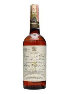 Canadian Club 1947 bottle
