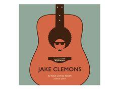 Jake Clemons - In Your Lving Room Tour by Soren Juhl