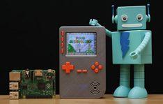 Voici la sortie d' un nouveau tutoriel Raspberry-Pi sur le Wiki  de MC Hobby. Cette fois, nous nous sommes penché sur le rétro-gaming po... Arduino, Transformers, Raspberry Projects, Iot, Python, Nintendo Consoles, Voici, Internet, Games