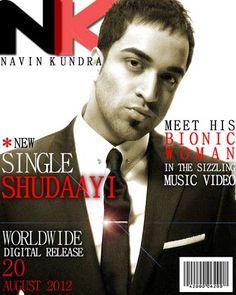Navin Kundra sortira son prochain single Shudaayi le 20 août prochain