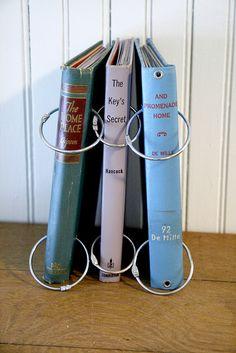 Vintage Book Scrapbooks